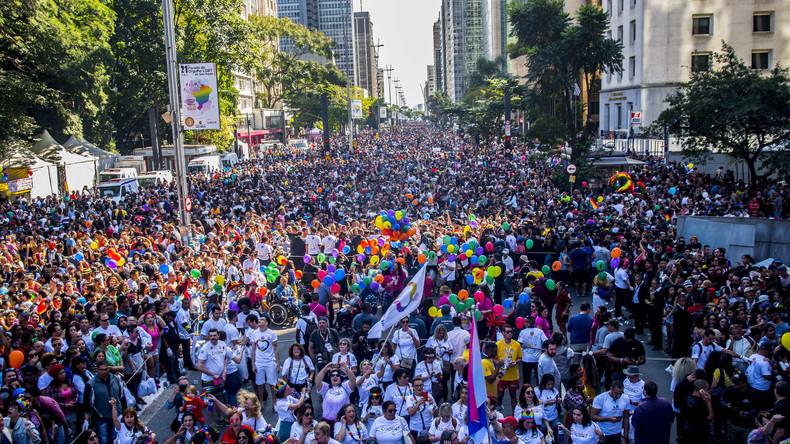"""""""Gesprächstherapie für Schwule und Lesben"""": Richter in Brasilien erklärt Homosexualität zu Krankheit"""