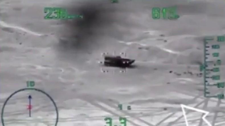 Syrien: Offensive von Al-Kaida in Hama anscheinend von US-Geheimdiensten initiiert