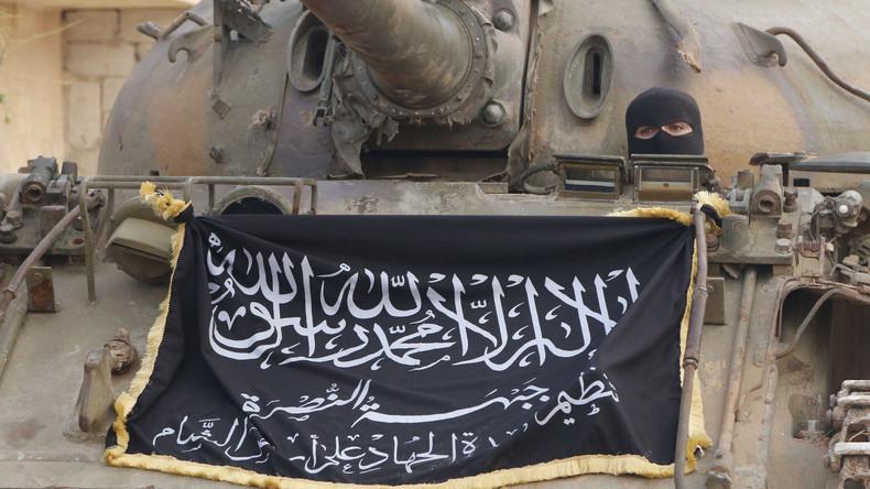 Russisches Verteidigungsministerium: US-Geheimdienste stecken hinter Al Nusra-Offensive in Idlib