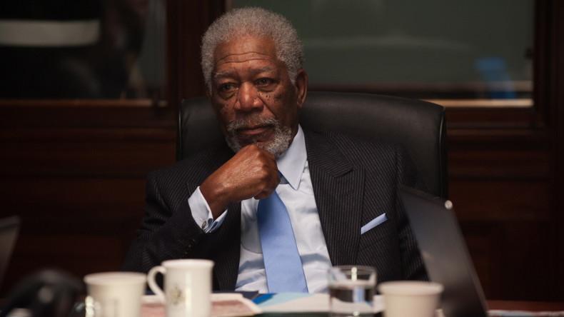 """""""Krieg der Welten"""" in einer Neufassung mit Morgan Freeman"""