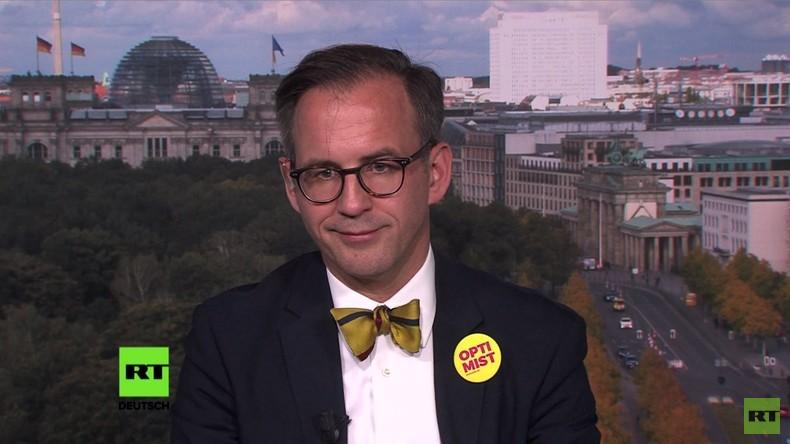 FDP-Sprecher zu RT: 50 Prozent der Wähler kennen Lindner – weit mehr als Wählerpotential der FDP
