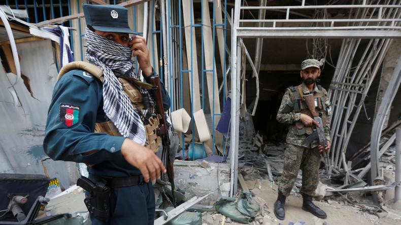 USA wollen russische Zusammenarbeit in Afghanistan - Moskau fordert zuvor Stopp von Sanktionen