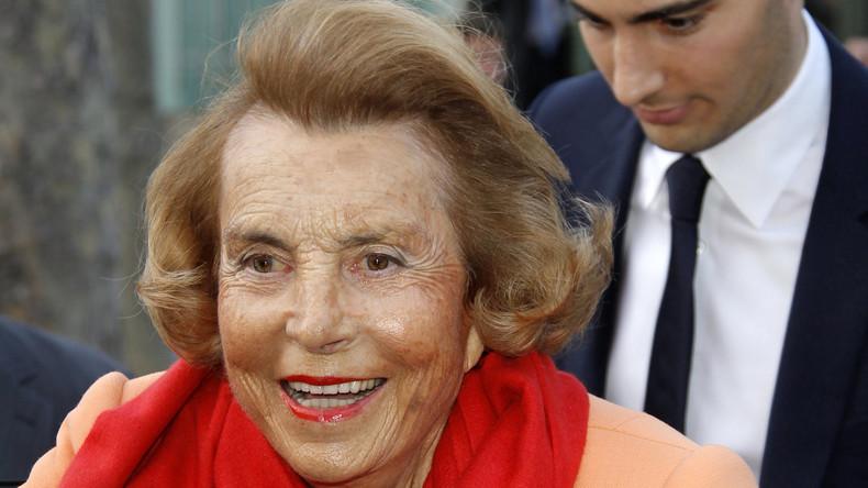 Reichste Frau der Welt tot: L'Oréal-Milliardenerbin Bettencourt im Alter von 94 Jahren gestorben
