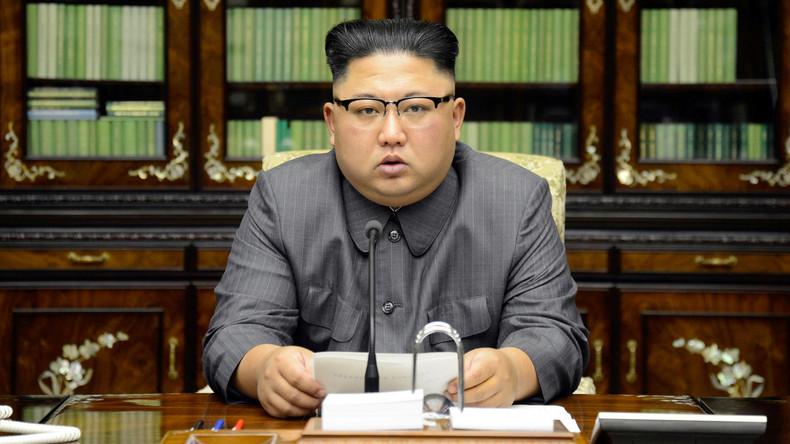 """Kim Jong-un giftet gegen Trump zurück: """"Dementer US-Greis"""""""