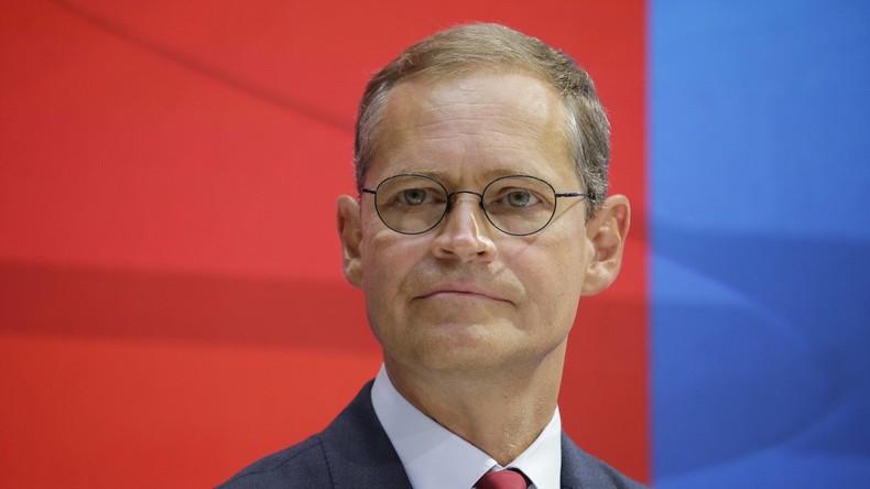 Berliner Bürgermeister wird neuer Präsident des Bundesrates
