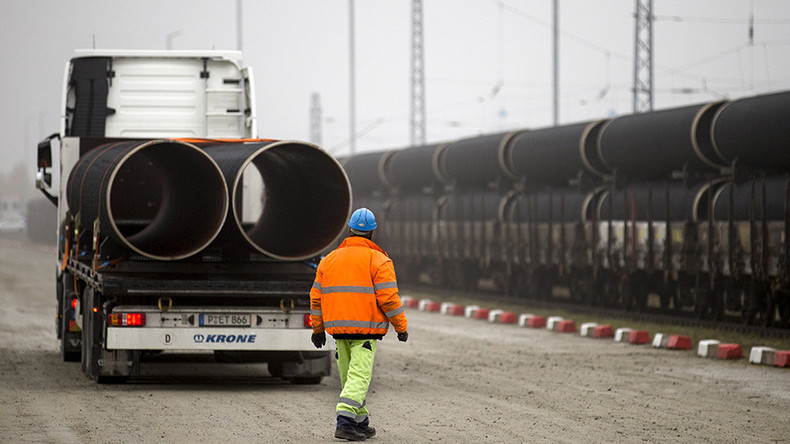 Platz für amerikanische LNG-Produkte: USA wollen deutsches Energieprojekt mit Russland verhindern