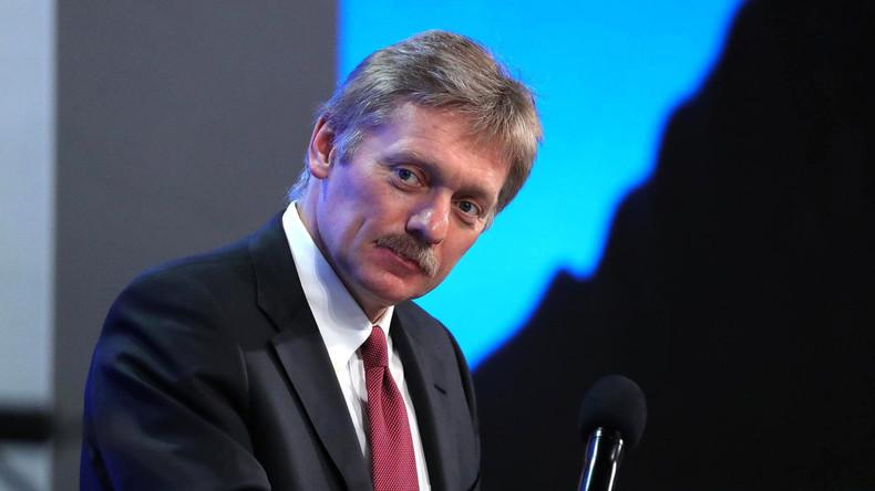 Kreml-Sprecher: Russland hat keine politische Facebook-Werbung vor US-Präsidentschaftswahl gepostet