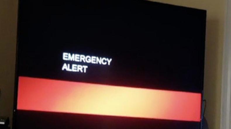 USA: Vorhersage vom Ende der Welt unterbricht Fernsehsendung