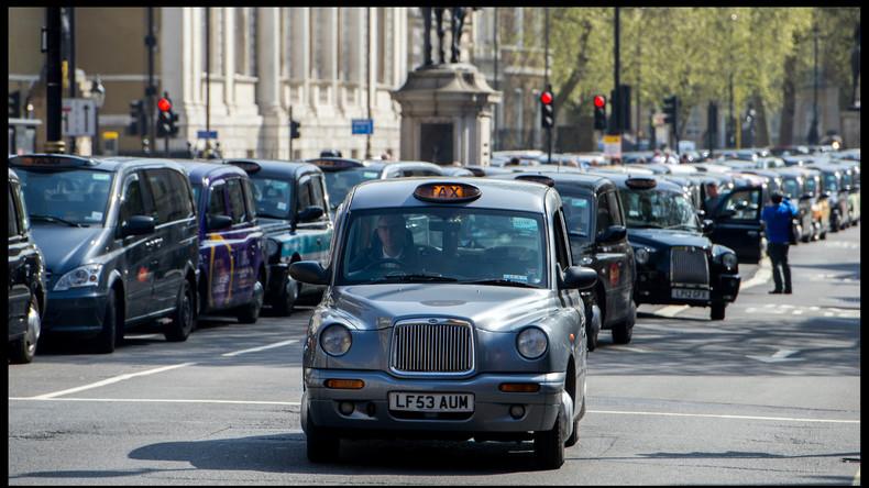 Kein Uber in London ab Oktober- Fahrdienst Vermittler erhält keine neue Lizenz
