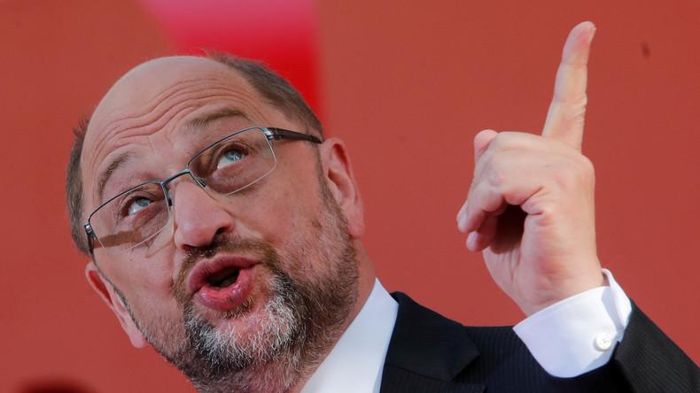 Live ab 18 Uhr: Martin Schulz hält letzte Wahlkampfrede in Berlin