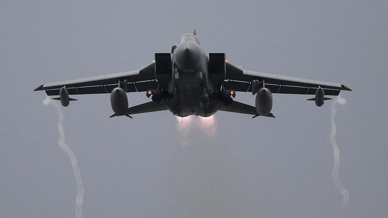 Briten haben Wunderwaffe: 3.000 IS-Terroristen getötet, aber keinen einzigen Zivilisten