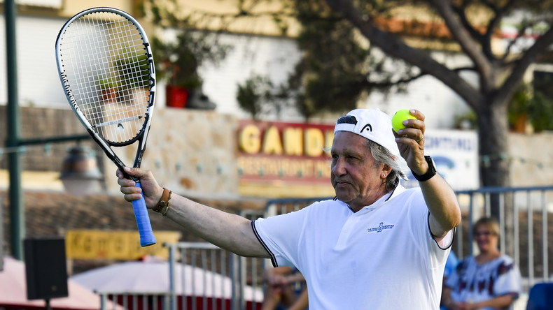 Quereinsteiger: Rumänischer Ex-Tennisstar wird tschechischer Honorarkonsul