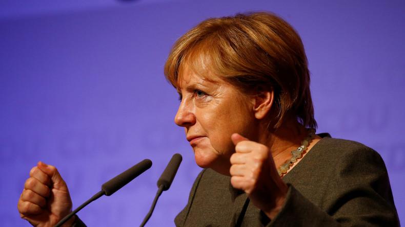 Live ab 19 Uhr: Merkel hält letzte Wahlkampfrede in München