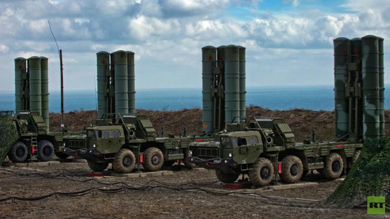Türkei droht: S-400-Raketensystem aus Russland kann US-Kampfflugzeuge und Bomber abschießen