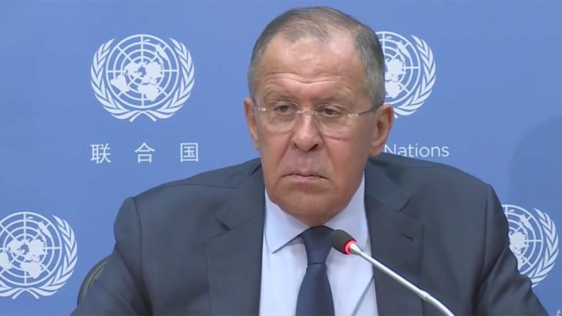 """Wir müssen die """"Hitzköpfe runterkühlen"""" -Lawrow drängt auf diplomatische Lösung der Nordkorea-Krise"""