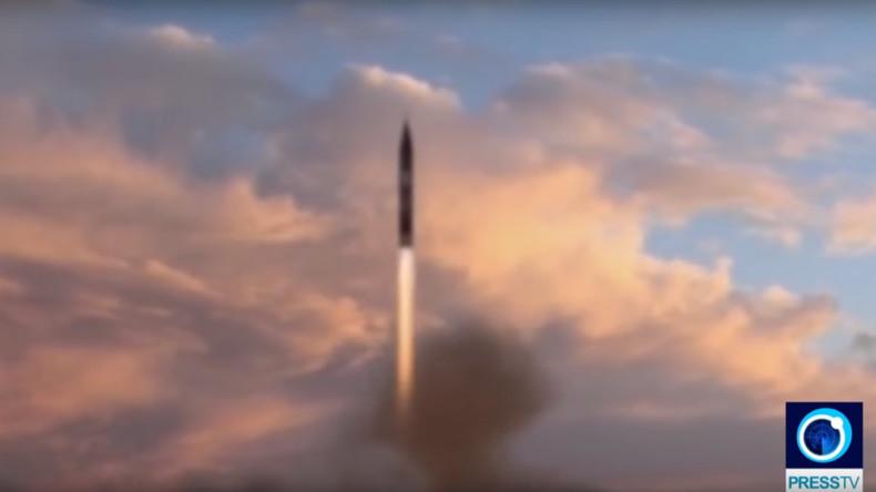 Iran testet neuartige ballistische Rakete [VIDEO]