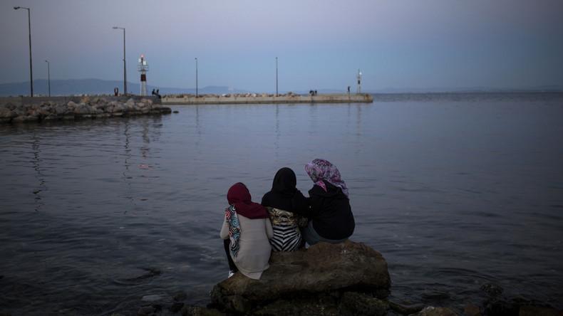 Griechische Küstenwache entdeckt Segeljacht mit 44 Migranten