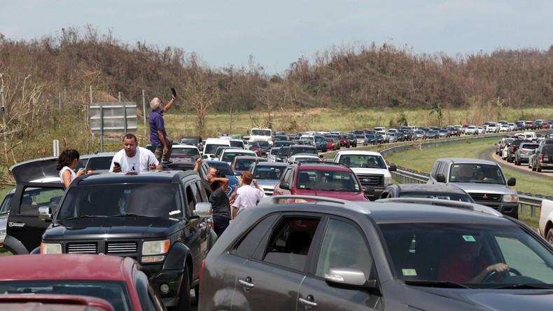 Riss im Staudamm: Behörden in Puerto Rico evakuieren 320 Menschen
