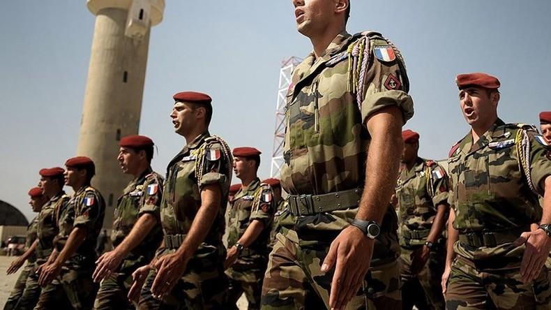 """Der erste Verlust? Französischer Fallschirmjäger bei Operation zwischen Irak und Syrien """"getötet"""""""