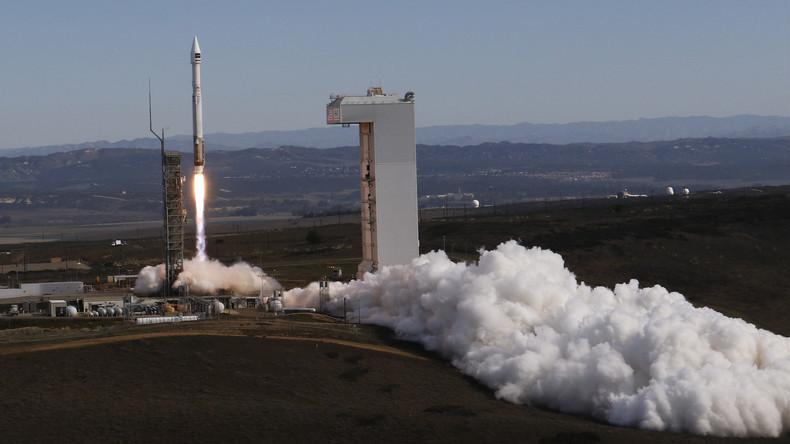 US-Geheimsatellit erreicht Umlaufbahn