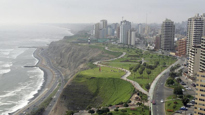 Keine Papstmesse am Strand: Streit in Peru eskaliert