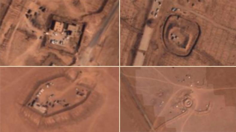 """US-amerikanische Spezialeinheiten &  SDF bewegen sich unbehelligt auf Gebiet vom """"Islamischen Staat"""""""