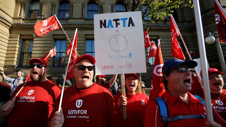 """USA fordern """"erhebliche Veränderungen"""" am NAFTA-Abkommen"""