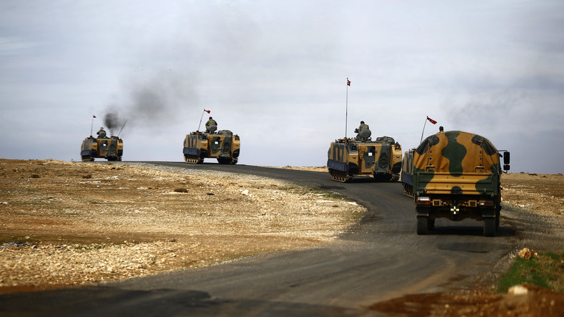 Ankara verstärkt Militärpräsenz nahe Irakischer Kurdenregion