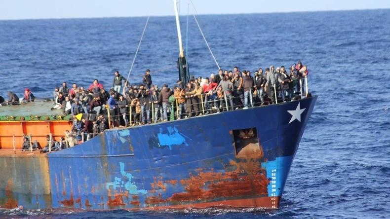 Internationaler Schleuserbande auf der Spur - Schleuser in Griechenland festgenommen