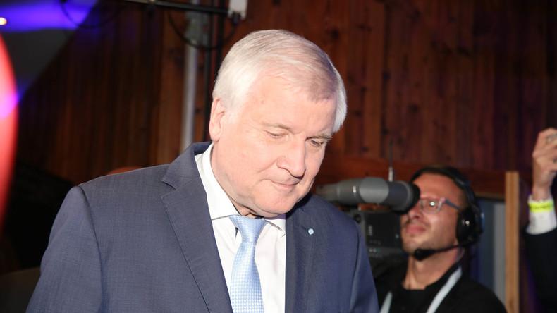 Kehrtwende: Seehofer will doch an gemeinsamer Fraktion mit CDU festhalten