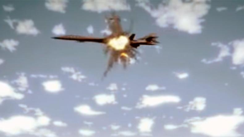 Nordkorea veröffentlicht Drohvideo: Raketen zerstören US-Flugzeugträger und B1-B-Bomber