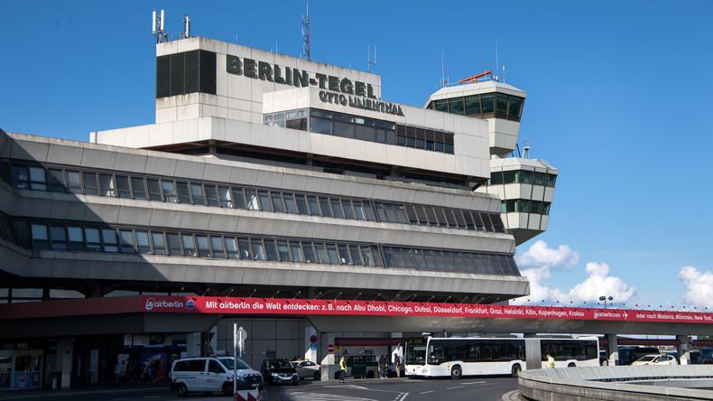 Tegel-Volksentscheid: 56 Prozent Berliner unterstützen Offenhaltung des Flughafens