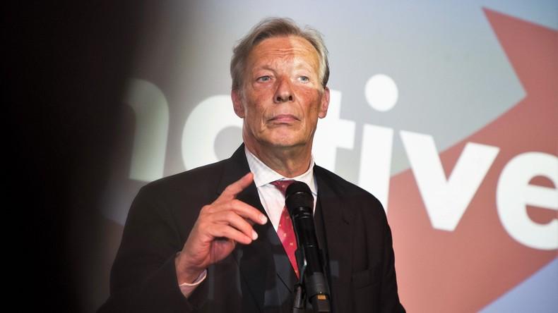AfD-Vorstandsmitglied im Gespräch am Wahlabend: Russland ist der deutsche Verbündete im Geiste