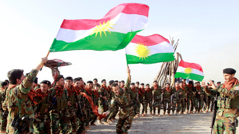 """Massive Kriegsübungen gegen kurdisches Referendum im Nordirak: """"Wir sind keine Bedrohung"""""""