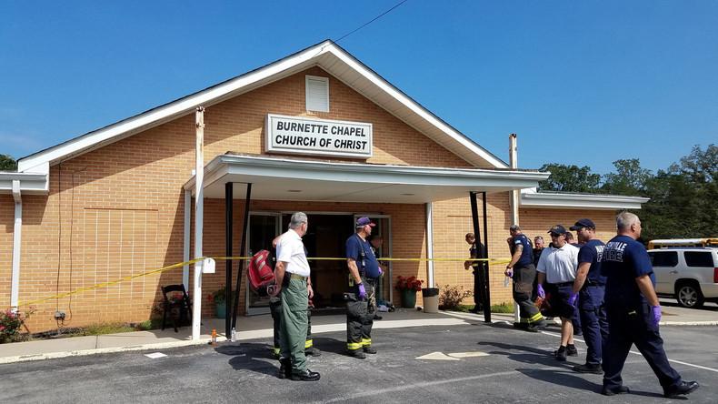 USA: Kirchenhelfer stoppt bewaffneten Angreifer mit bloßen Händen