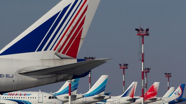 Flug Moskau-Krim gehört zu den verkehrsreichsten Routen der Welt