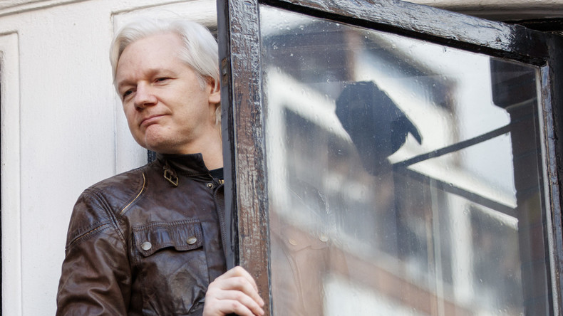 Präsident Moreno: Ecuador wird Asyl für Julian Assange aus Angst um dessen Leben verlängern