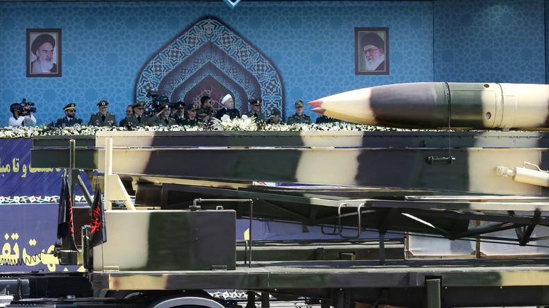 Warnung an Trump: Iran kann aus dem Nuklearabkommen aussteigen und Kernprogramm wieder aufnehmen