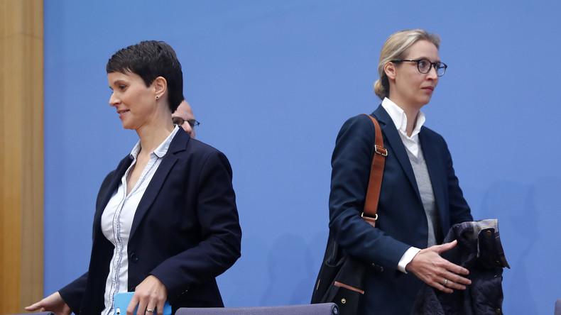 Bundespressekonferenz: Die AfD im Fokus der Aufmerksamkeit - Die Linke mit Kampfansage
