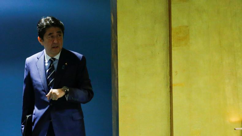 Japanischer Premierminister will baldige Wahlen - solange der Konflikt um Korea akut ist