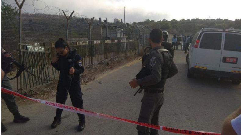 Palästinenser erschießt drei Israelis - Attentäter tot