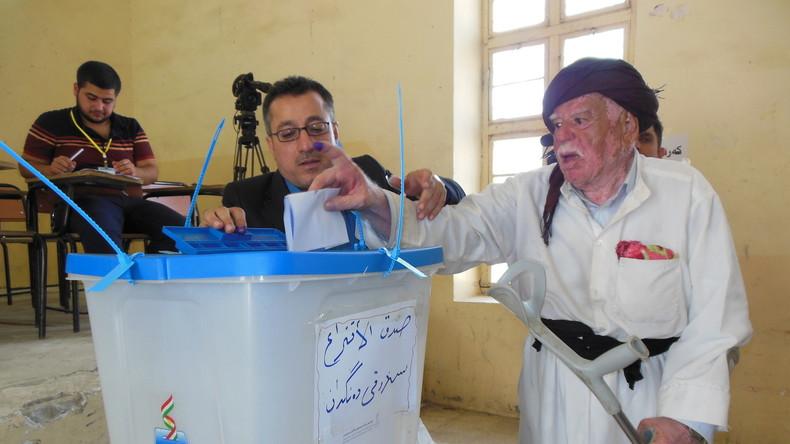 Irakischer Premier erkennt Kurden-Referendum nicht an