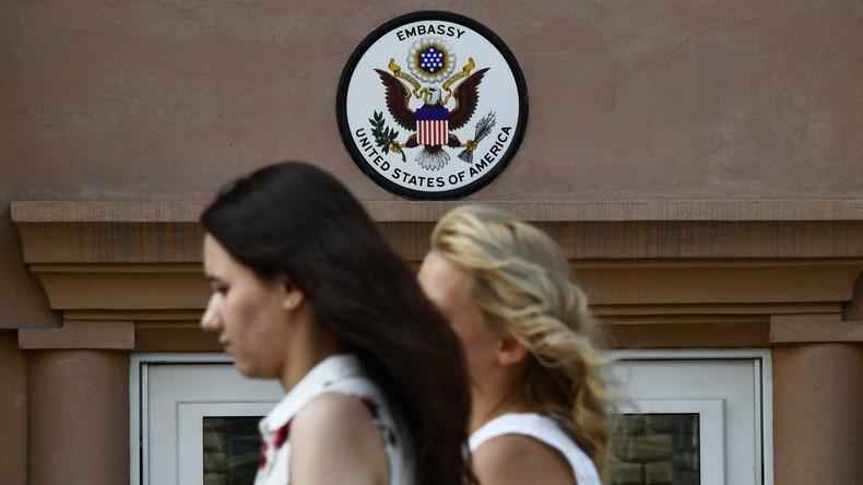 Russische Diplomaten: USA werden Destabilisierungsversuche im Vorfeld der Wahlen 2018 steigern