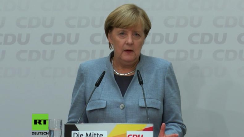 Merkel zur Grenzöffnung für Flüchtlinge: Bin überzeugt, dass es die beste Entscheidung war