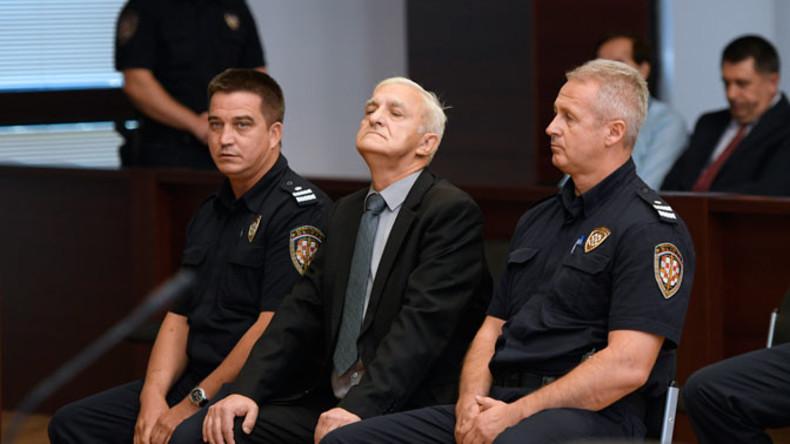 Justiz Vierteljahrhundert später: Kapetan Dragan für Verbrechen im Kroatienkrieg verurteilt