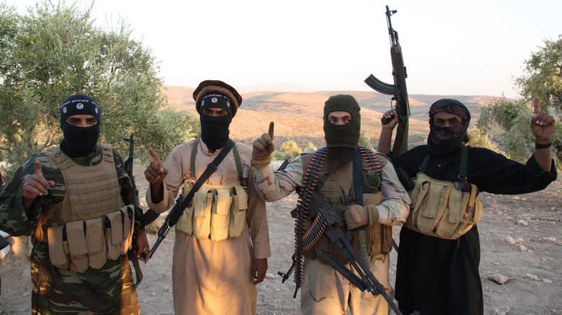 Moskau: Fünf hochrangige Dschihadisten in Syrien bei Luftangriff getötet