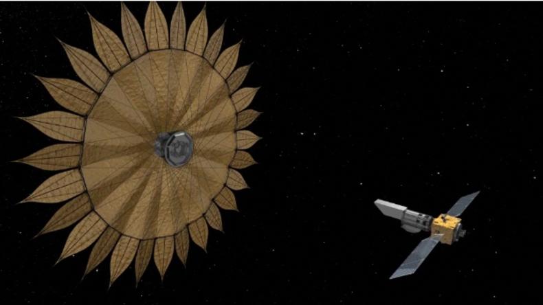 Die besten neuen Dinge sind gut vergessene alte - NASA entwickelt Raumschiffe mit Hilfe von Origami
