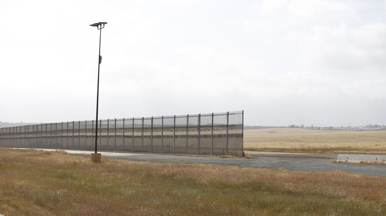 Besser zweimal messen als einmal vergessen: USA bauen Prototypen für Mexiko-Mauer