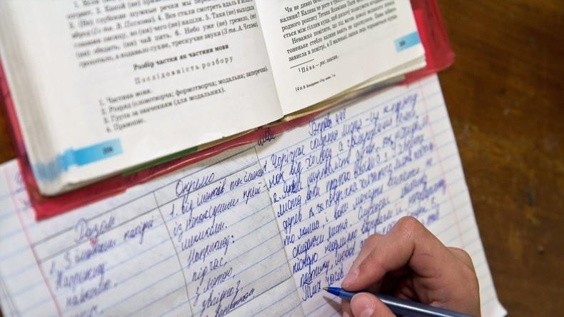 Oleg Nemenski im Interview: Mit dem neuen Bildungsgesetz gleicht die Ukraine einem Okkupationsregime