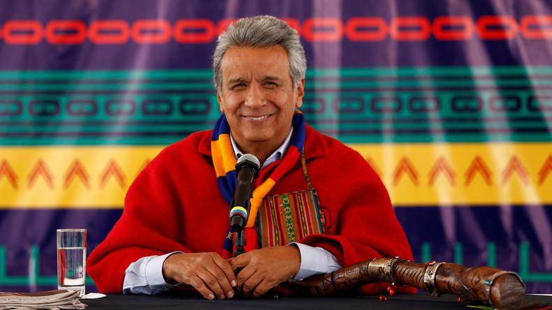 """Ecuadors Präsident Moreno im Exklusivgespräch mit RT: """"Ich greife immer wieder auf den Humor zurück"""""""